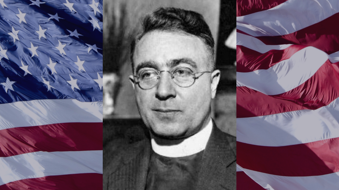 Father Charles Coughlin, the