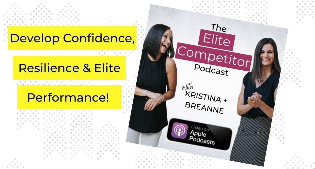 Confidence in female athletes