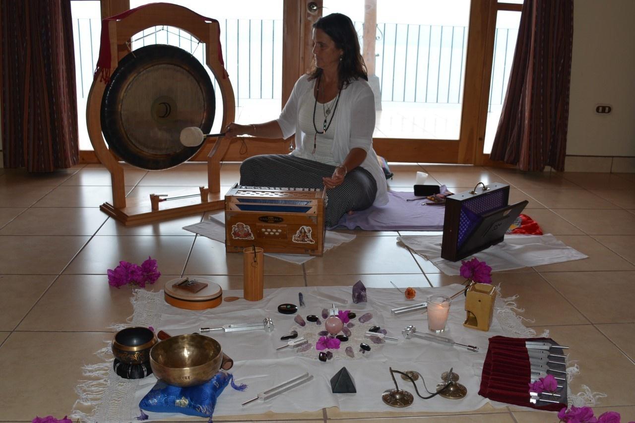 sound healing meditation Gran Canaria