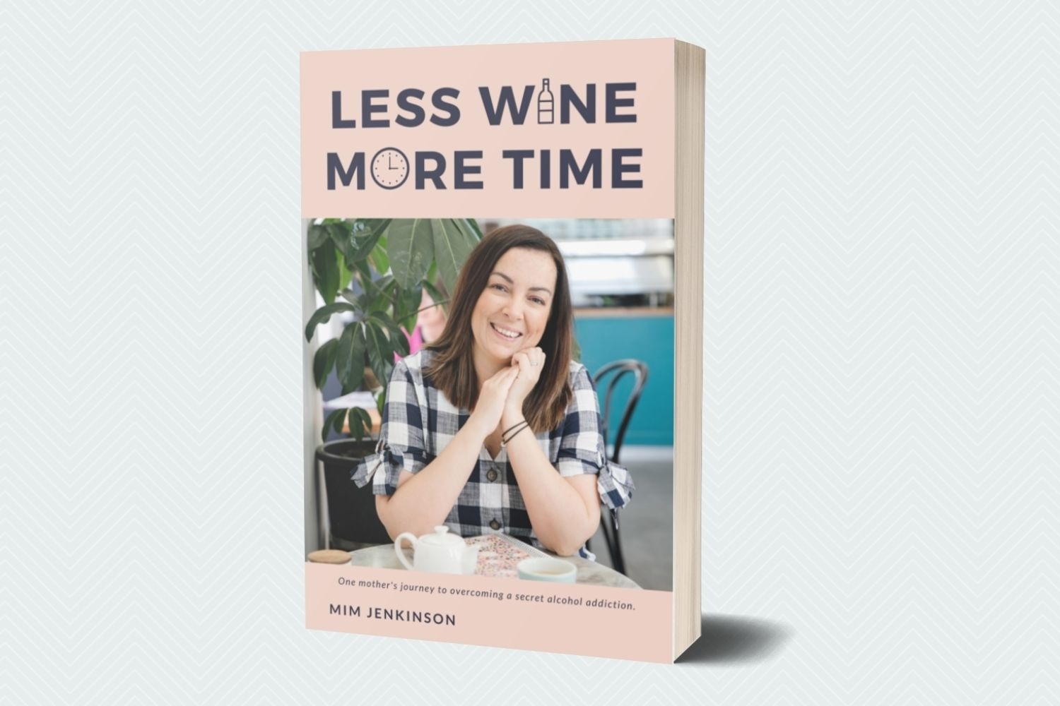 Book: Less Wine, More Time
