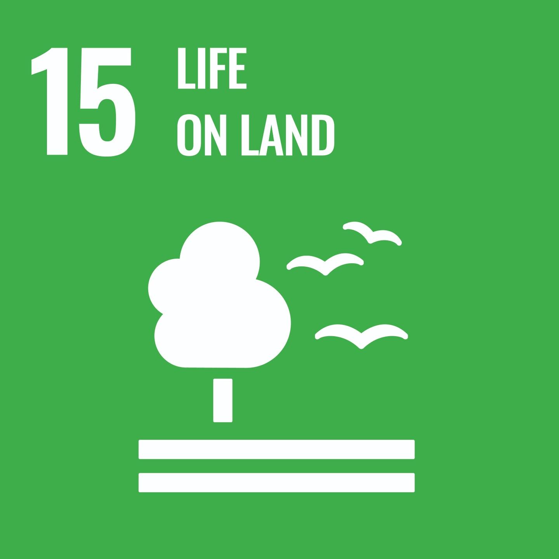 Goal 15, Life On Land, of The UN's Sustainable Development Goals (SDGs)