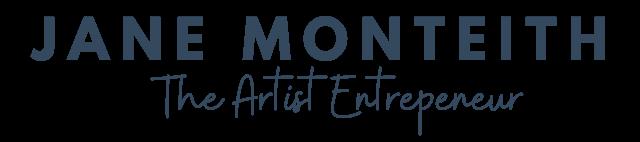Jane Monteith   The Artist Entrepreneur