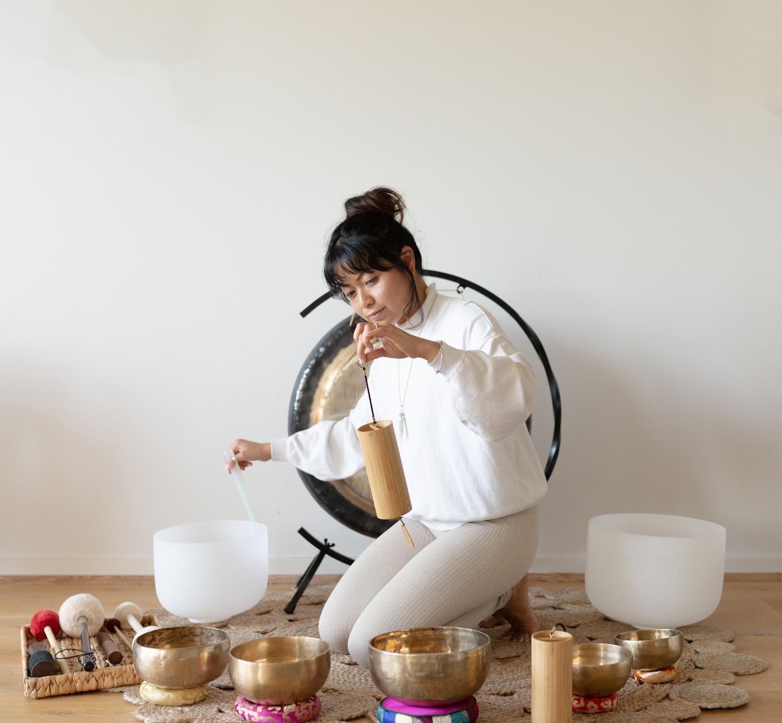 Celeste Ramos - Sound Healing in Melbourne, Victoria