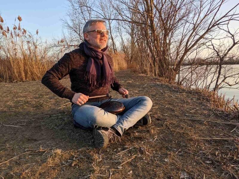 Chris Tuer, Sound Healing in Canada
