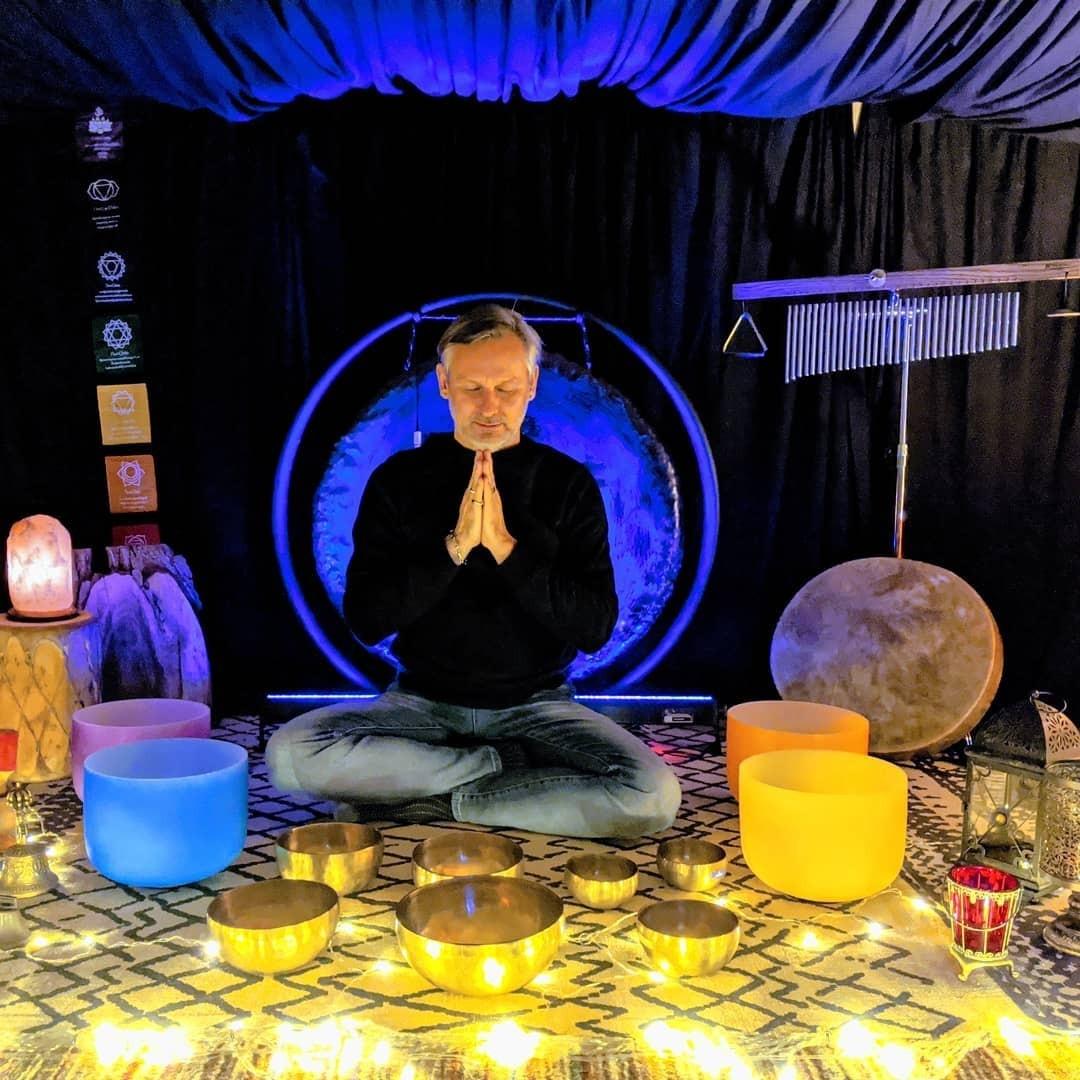 Chris Tuer - Sound Healing in Ontario, Canada