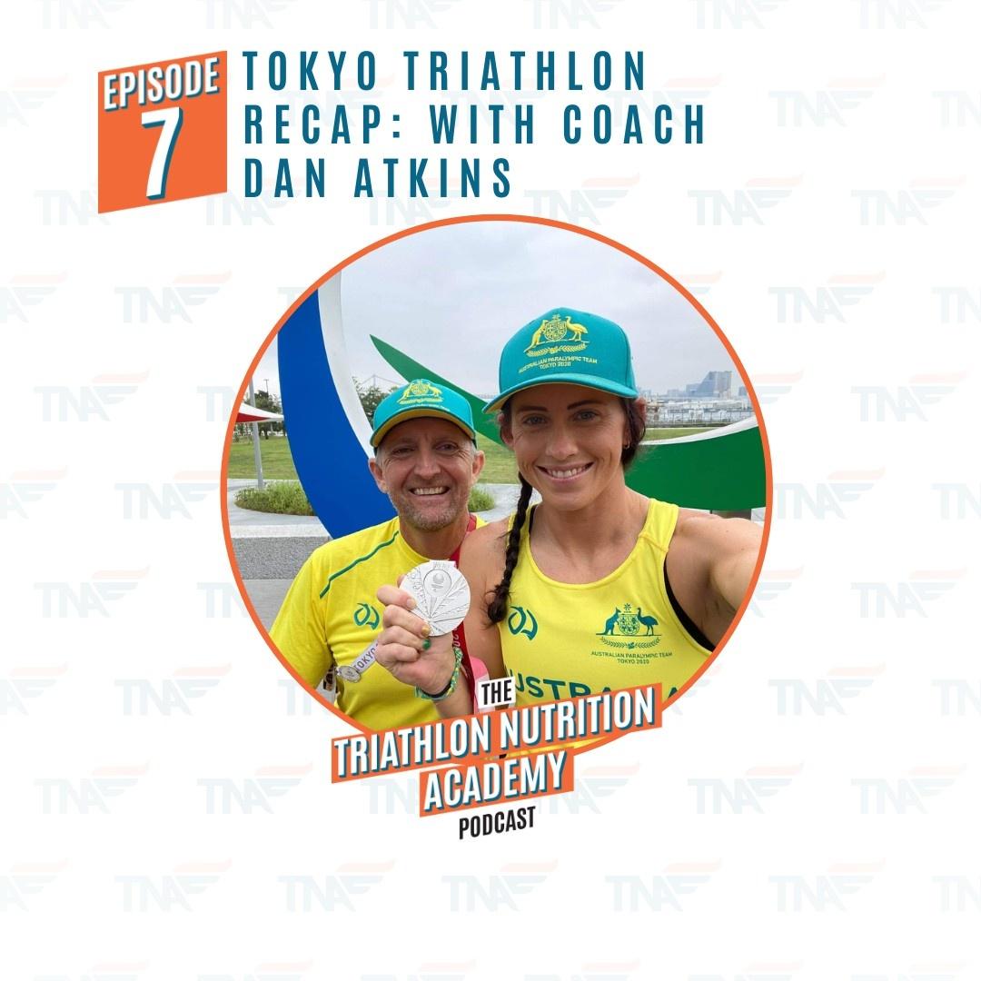 Episode 7 - Triathlon Nutrition Academy Podcast