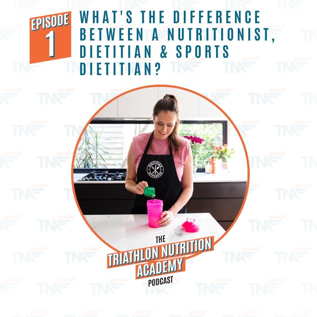 Episode 1 - Triathlon Nutrition Academy Podcast