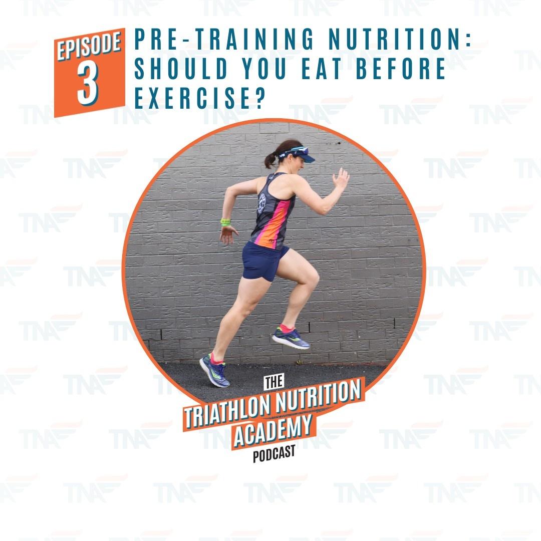 Episode 3 - Triathlon Nutrition Academy Podcast