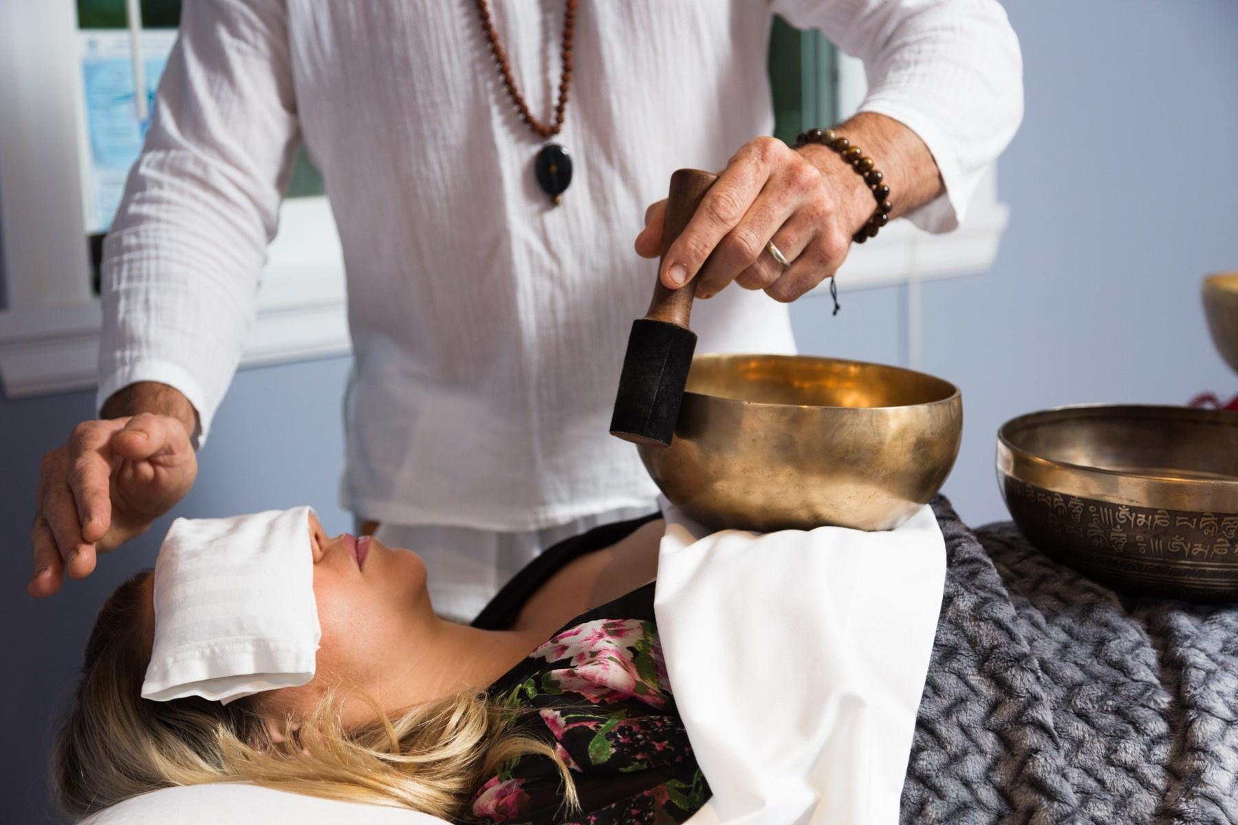 Anthony Curwen - Sound Healing in New Brunswick, Canada