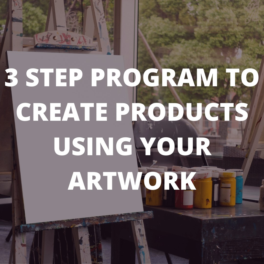 create products using your artwork with print on demand