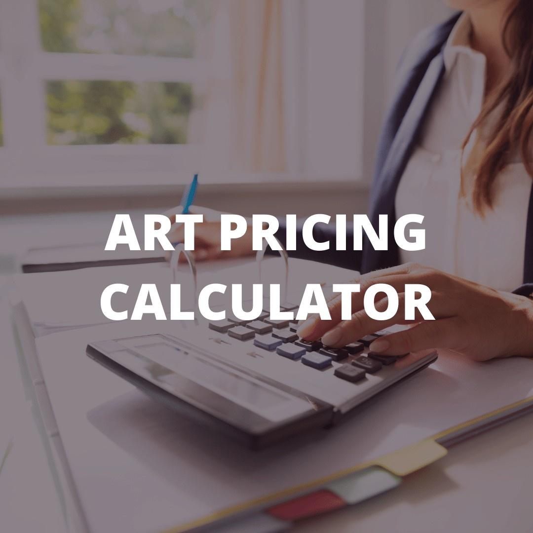 art pricing calculator