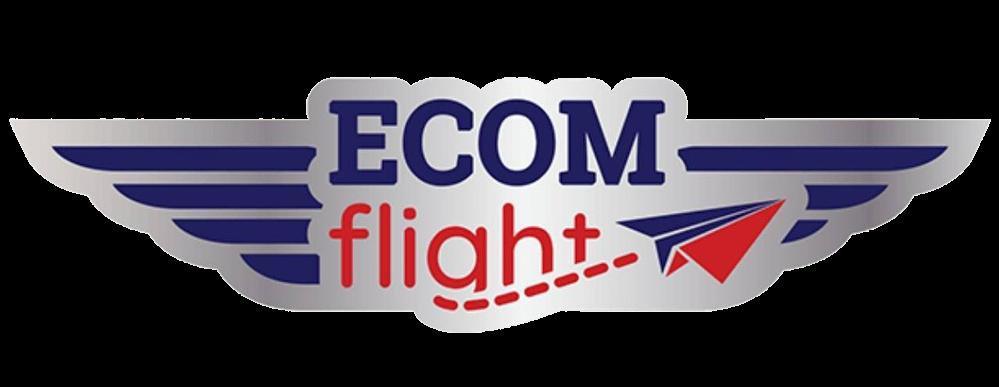 ECOMflight Header Logo