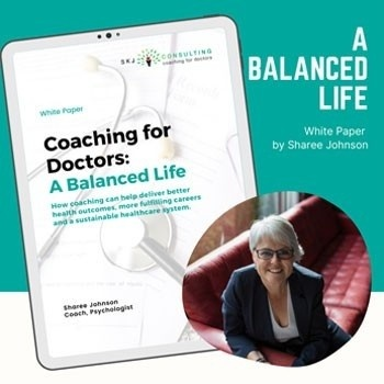 Coaching For Doctors: A Balanced Life