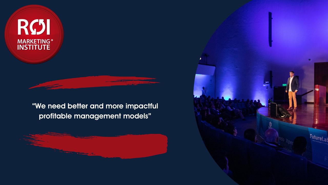 Best ROI Marketing Keynote Speaker