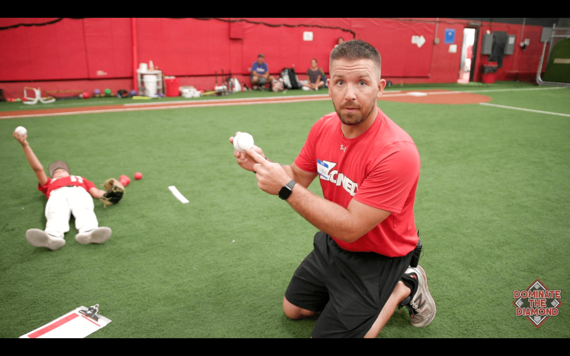 flick the ball rotation drill
