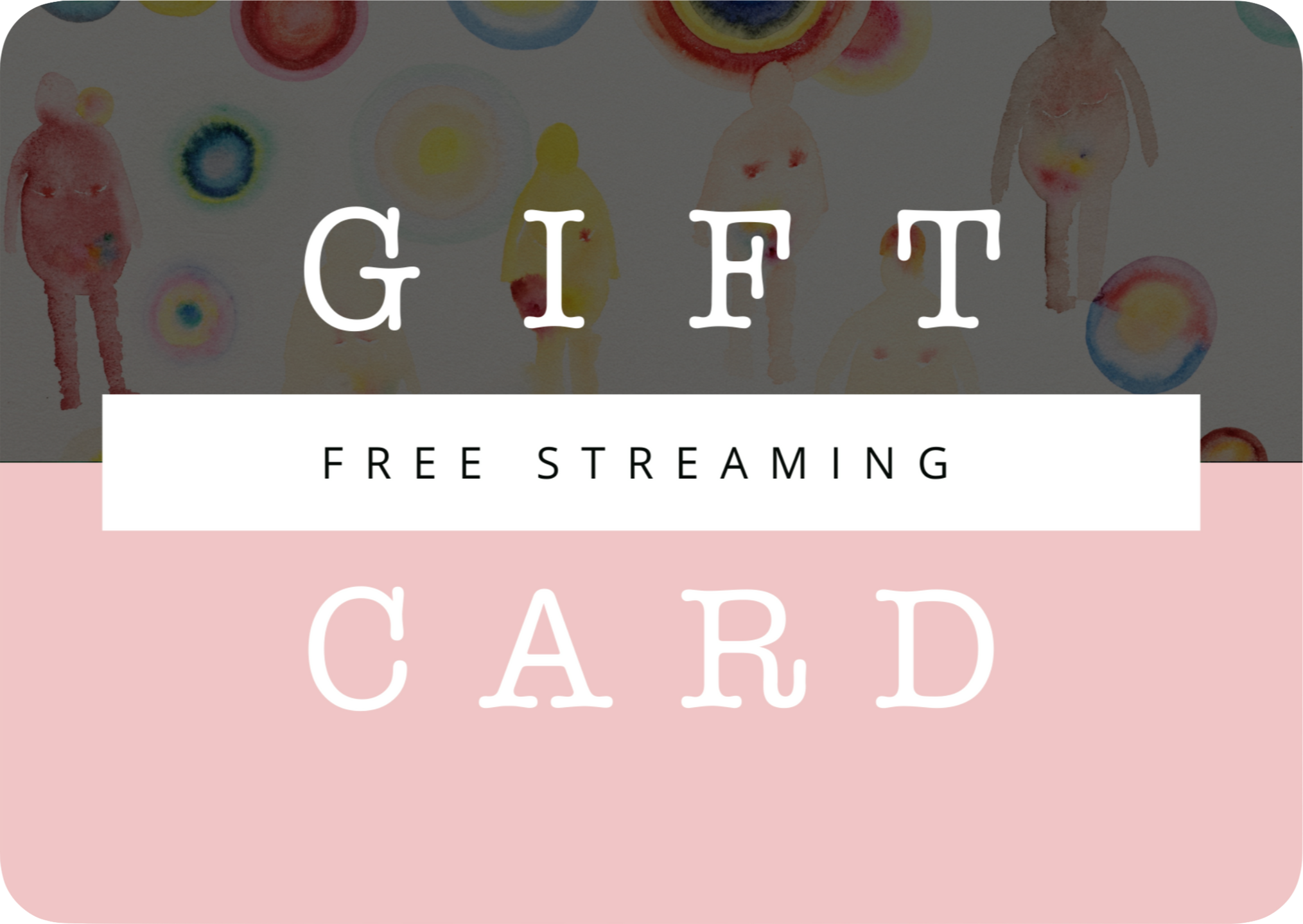 Birth Time Gift Card