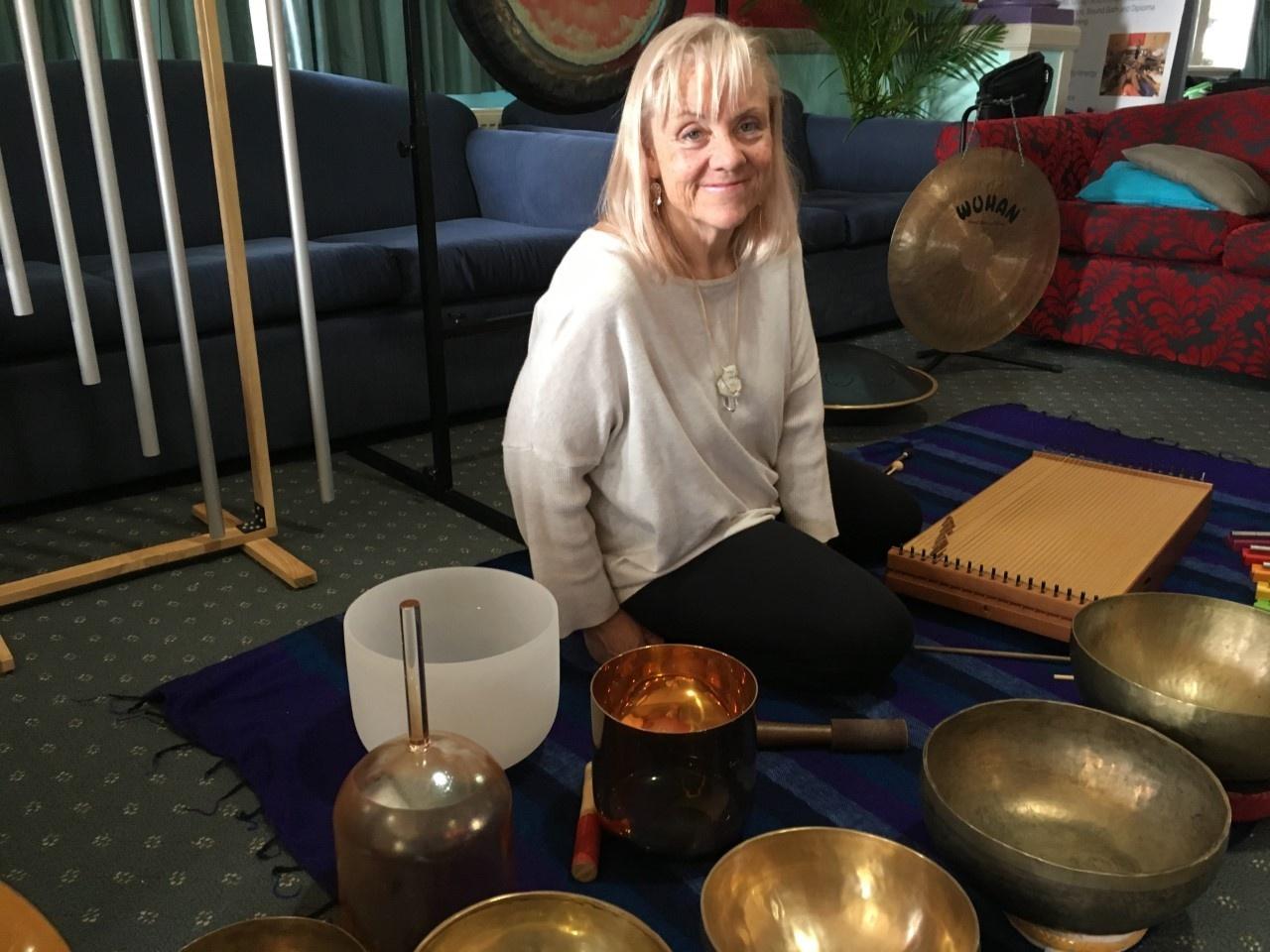 Sound Healing in Winmalee, Australia