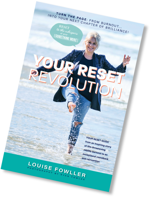 Your Reset Revolution Book cover