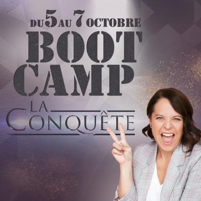 Bootcamp de la conquête