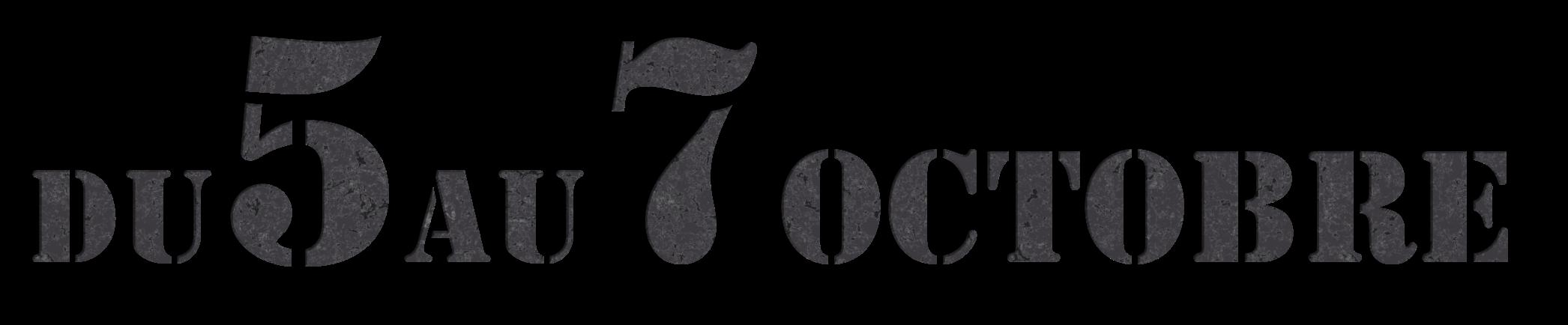 Bootcamp du 5 au 7 octobre