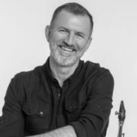 Nigel McGill teaches at Sax School Online
