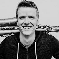 Derek Brown teaches at Sax School Online
