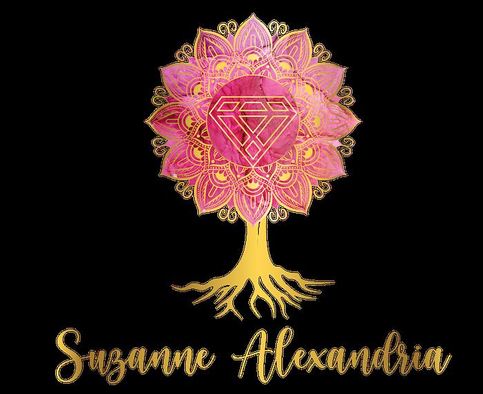 Suzanne Alexandria Logo