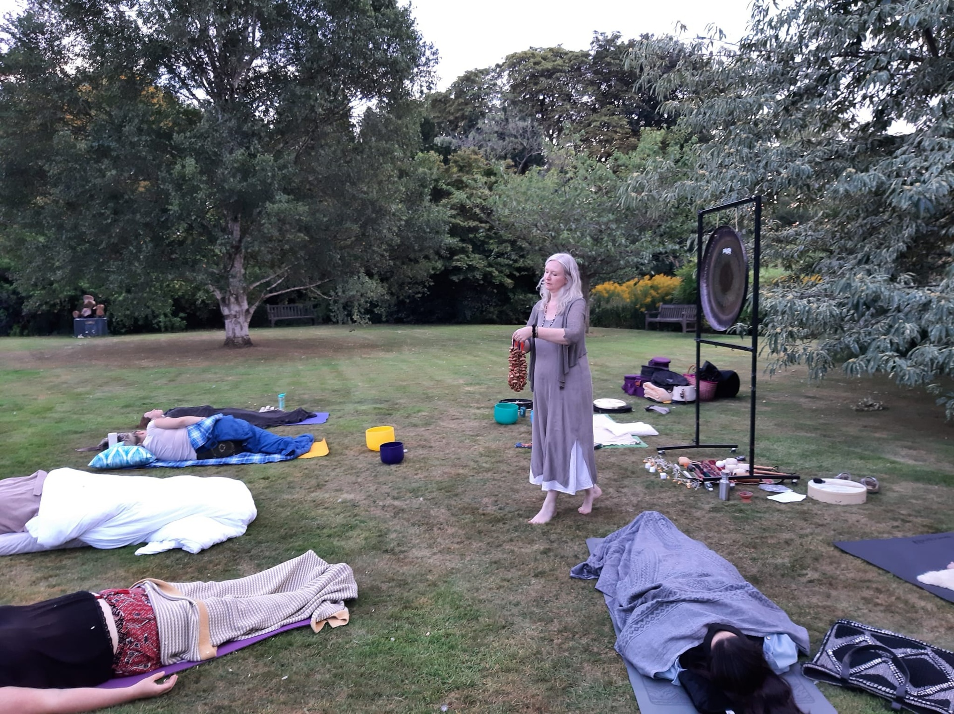Kay Rose - Sound Healing in Leicester