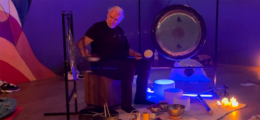 Chris Roland - Sound Healing in South Africa
