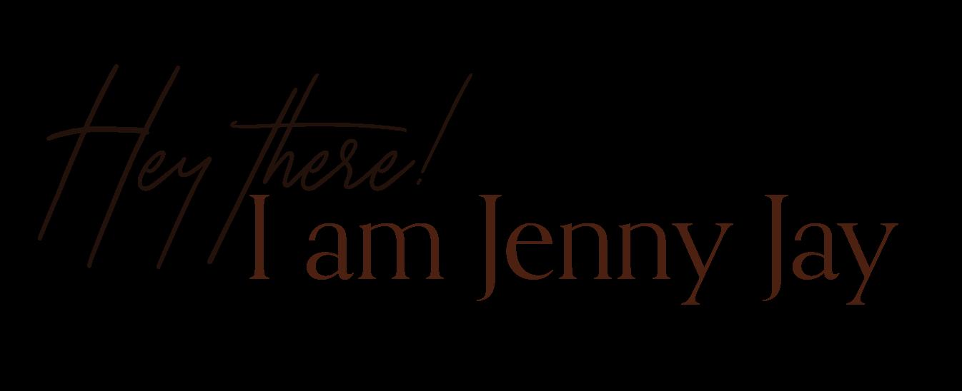 Hey there! I am Jenny Jay