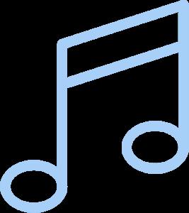 Audio Null Image
