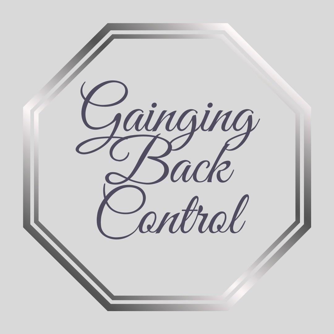 Gaining Back Control Workbook