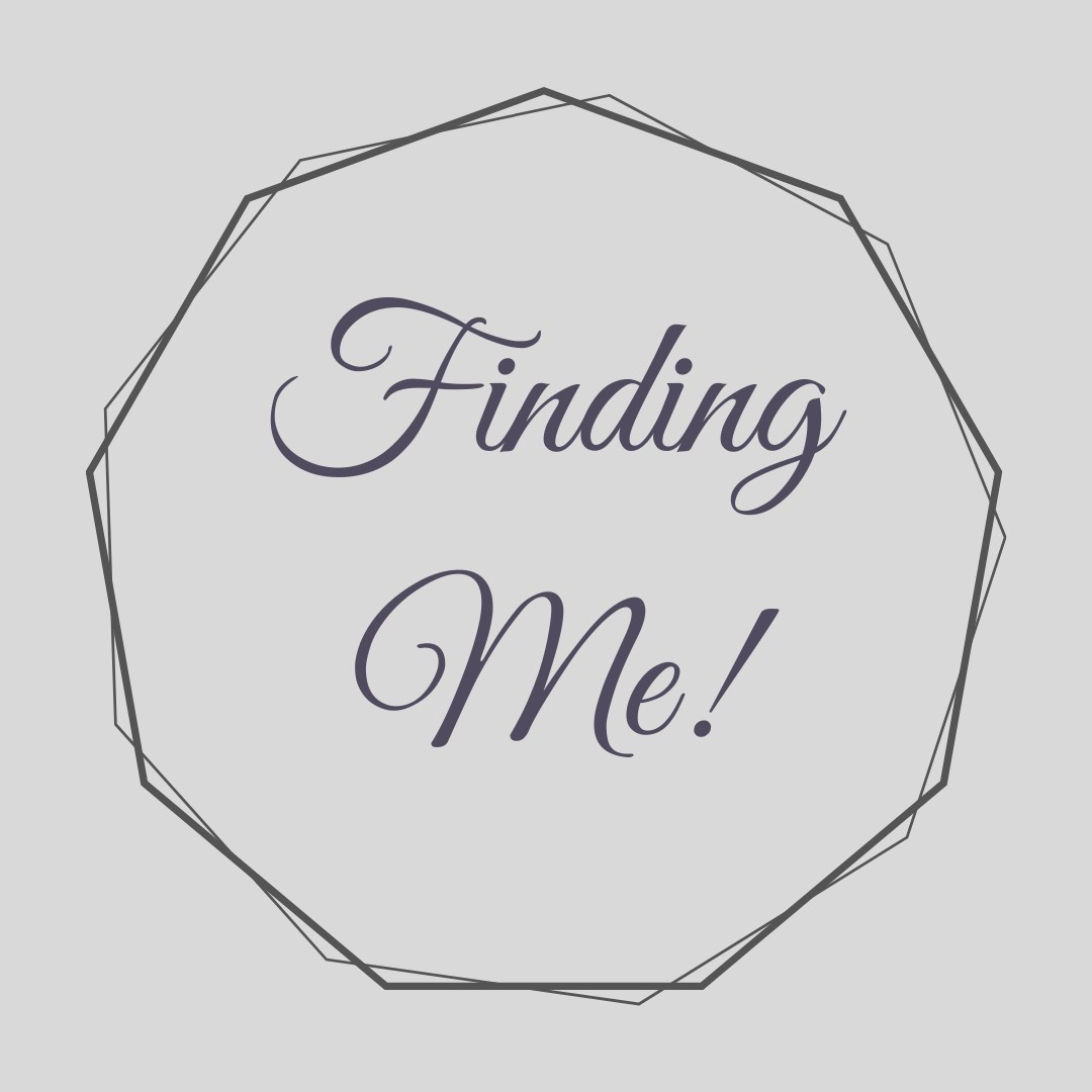 Finding Me! Workbook