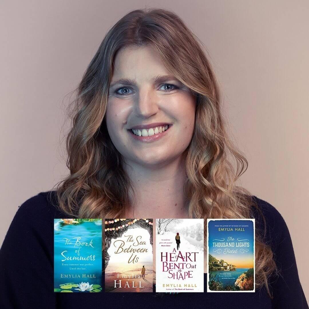 write a book with Emylia Hall