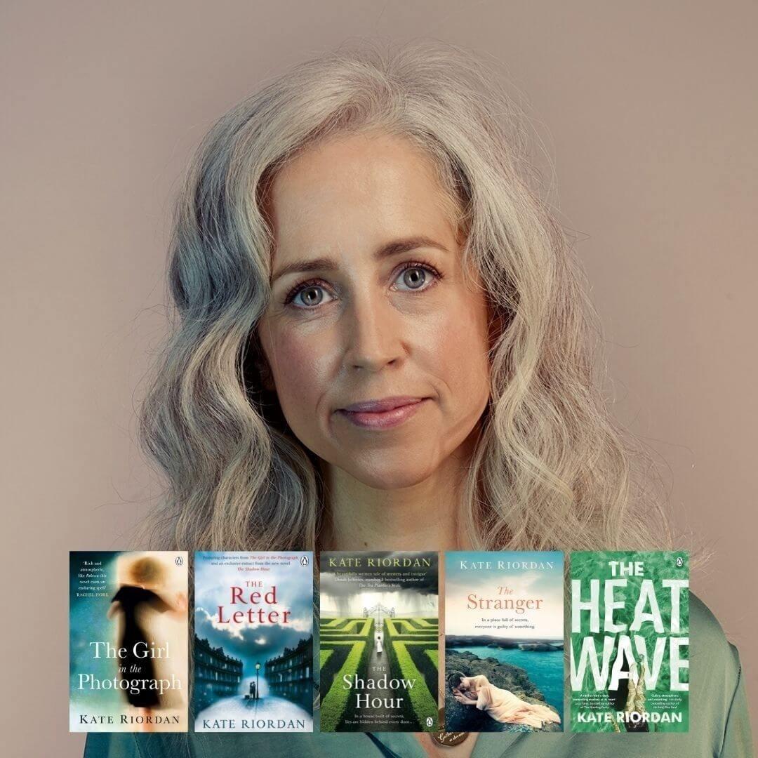 write a book with Kate Riordan