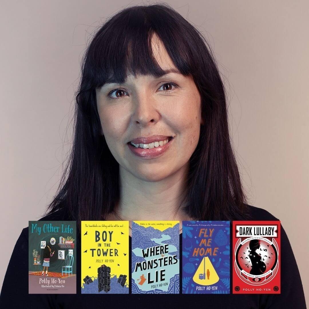 write a book with Polly Ho-Yen