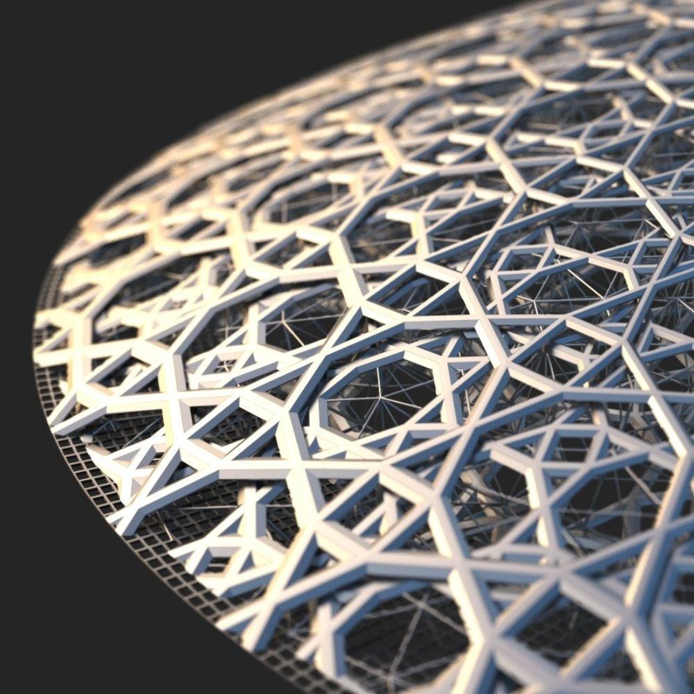 Form Finding, Parametric Pavilion, Blender, Sverchok, Futurly, Erindale Woodford