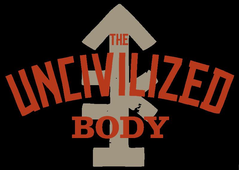 The UNcivilized Body Logo