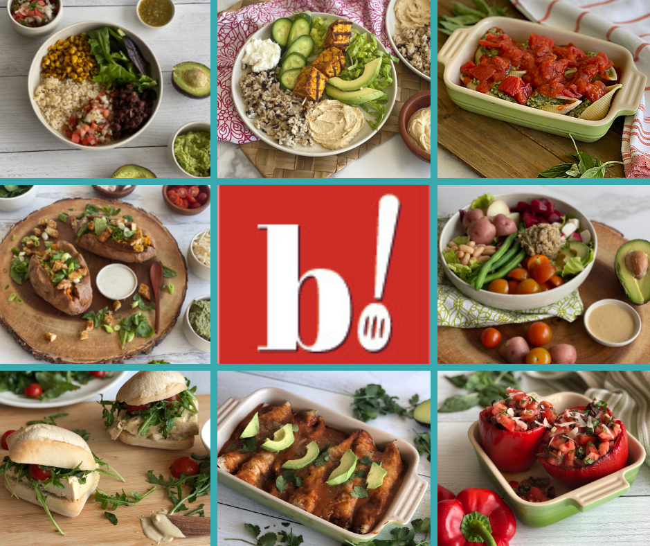 plant-based meals for the whole family