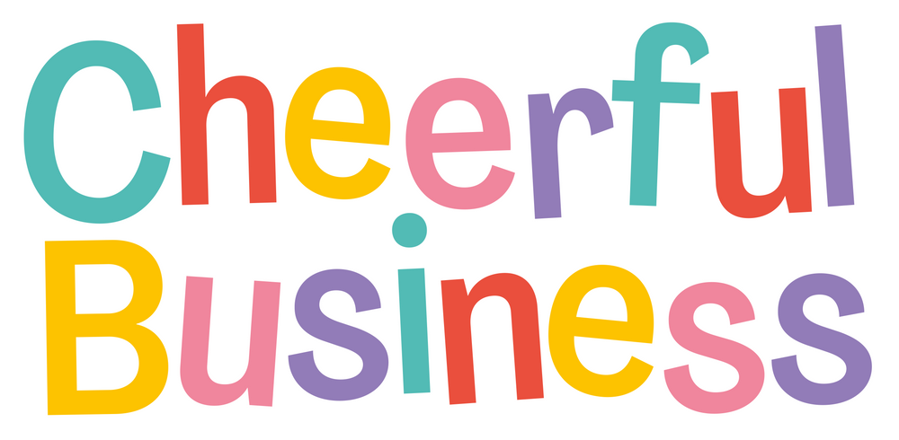 Cheerful Business Logo