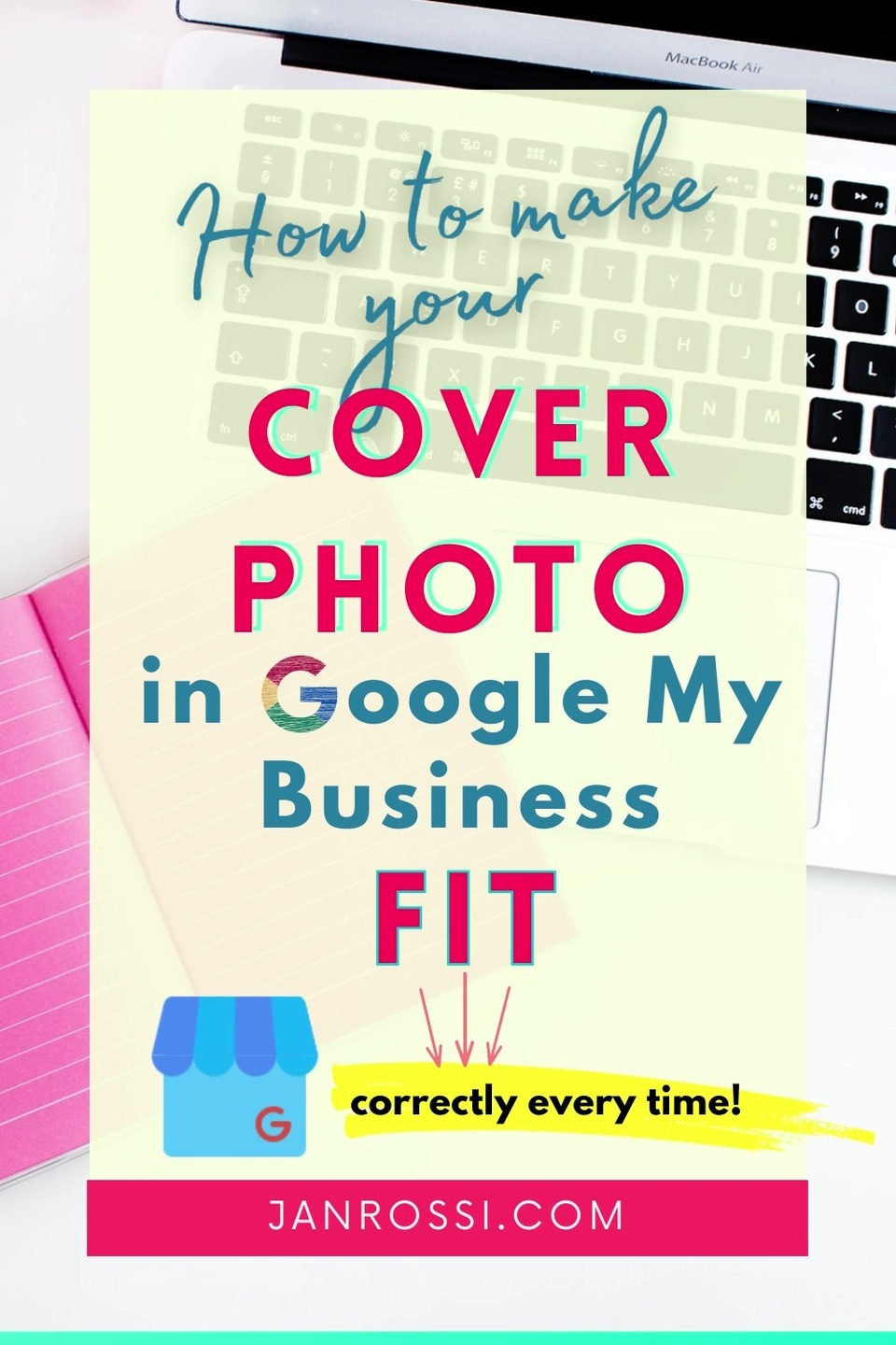 Make your Google My Business Photo Fit Correctly Audio Freebie