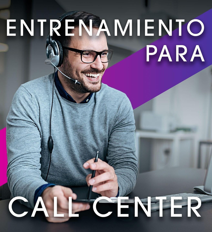 Entrenamiento para Call Center