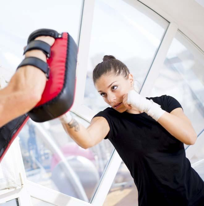 Fitness Kickboxing Instructors Course
