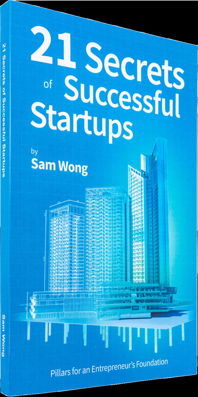 21 Secrets of Successful Startups Cover