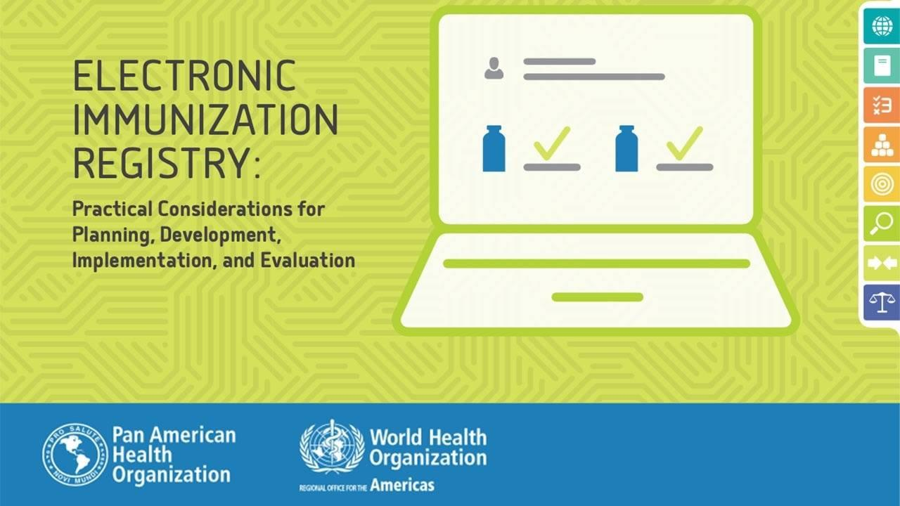 Electronic Immunization Registries: Request your invitation to the Launch Event