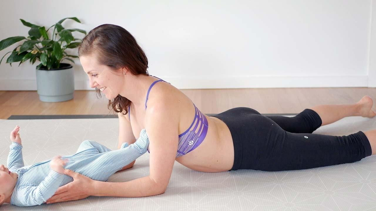 Get Postpartum Workouts At Home
