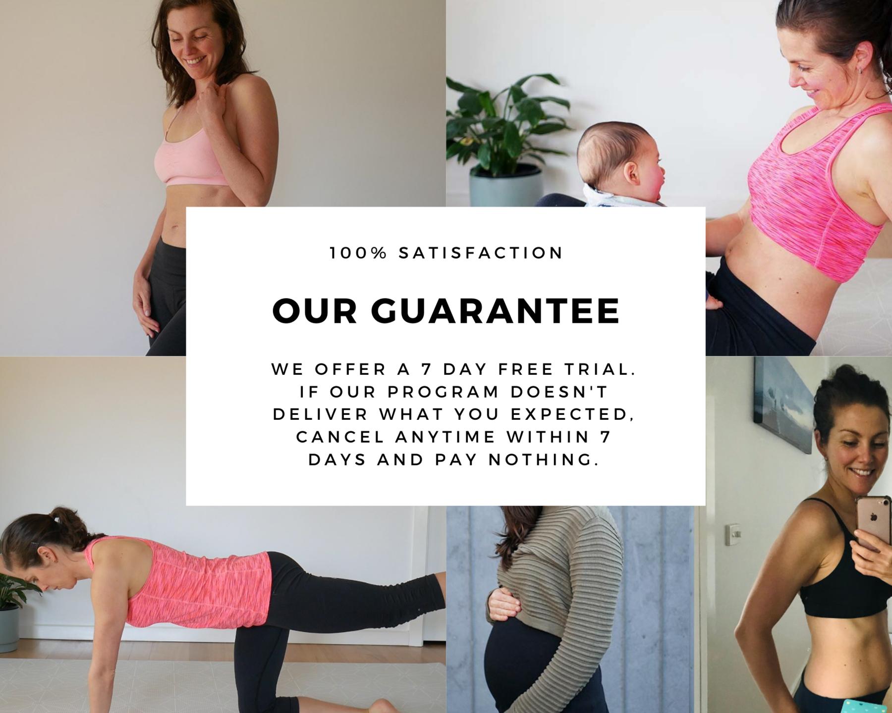 The Online Fitness Program for Moms