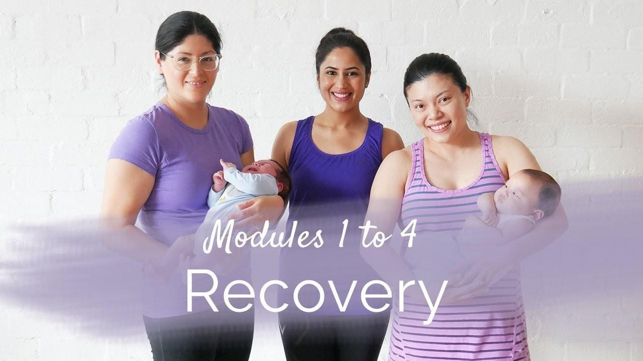 Core Studio - Lose Baby Weight with My Core Rehab Studio