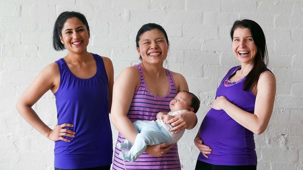 Naturally Heal Diastasis Recti after Childbirth