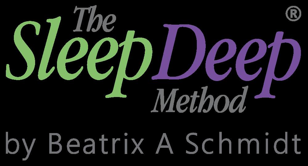 The Sleep Deep Method® Logo